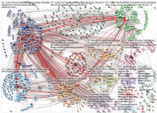 NodeXL Twitter NodeXL SNA Map and Report for Thursday, 23 July 2020 at 11:57 UTC
