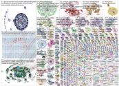 (ocean OR sea OR lake) (plastic OR pollution) Twitter NodeXL SNA Map and Report for tiistai, 24 marr