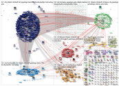 Laine nhl since:2021-01-23 Twitter NodeXL SNA Map and Report for lauantai, 23 tammikuuta 2021 at 19.