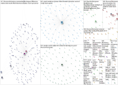 #noroomforracism Twitter NodeXL SNA Map and Report for Monday, 25 January 2021 at 00:28 UTC