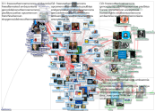 Ambazonia OR Ambazonians OR e SoutherCameroon OR FreeSouthernCameroons Twitter NodeXL SNA Map and Re